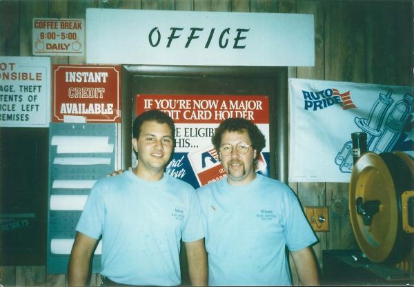 Somerville Auto Repair - Mike Sr. & Jr.